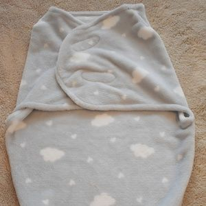 Starting Out Fleece Swaddle